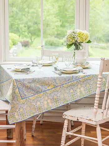 Jamavar Tablecloth