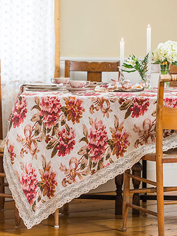 Carolina Linen Tablecloth