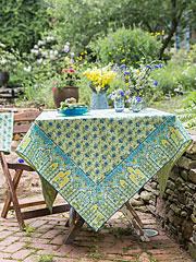 Lotus Tablecloth
