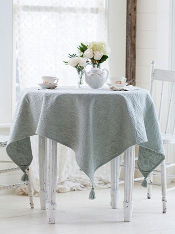 Antoinette Matelasse Tablecloth