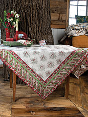 Marseilles Tablecloth