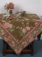 Mother's Garden Tablecloth