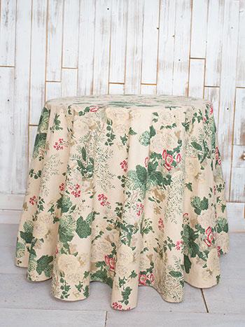 Olivia Round Cloth