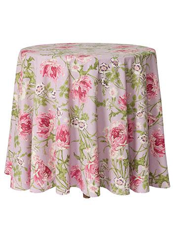 Rose Nouveau Round Cloth