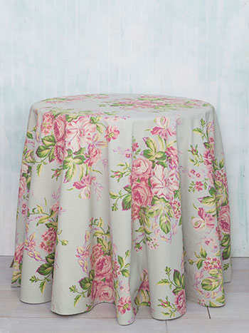 Vivian Round Cloth