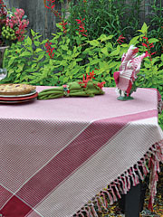 Heritage Plaid Tablecloth