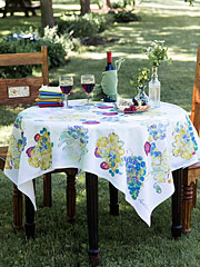 Wine Country Tablecloth