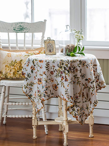 Meadow Waffle Tablecloth