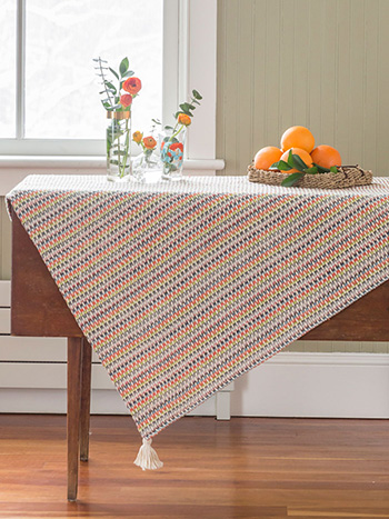 San Francisco Stripe Tablecloth