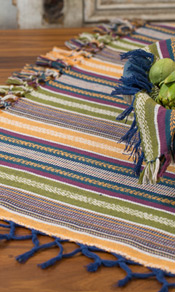 Tribal Weave Tablecloth