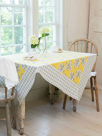 Willa Rose Tablecloth