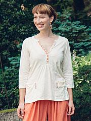 Cottage Ladies T-Shirt
