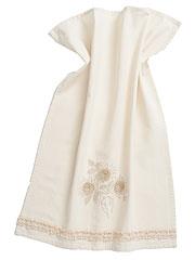 Elegance Embroidered Tea Towel