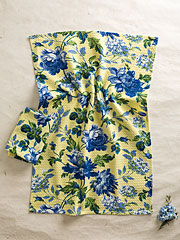 Greta's Garden Tea Towel S/2