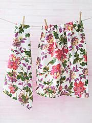 Greta's Garden Tea Towel