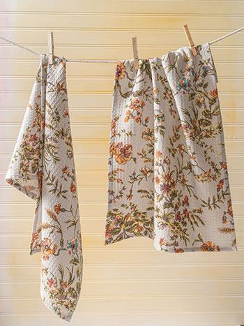 Meadow Tea Towel S/2
