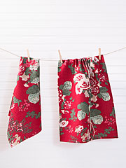 Olivia Tea Towel Set of 2