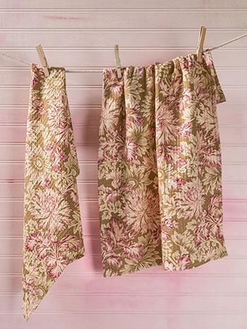 Poet Tea Towel S/2