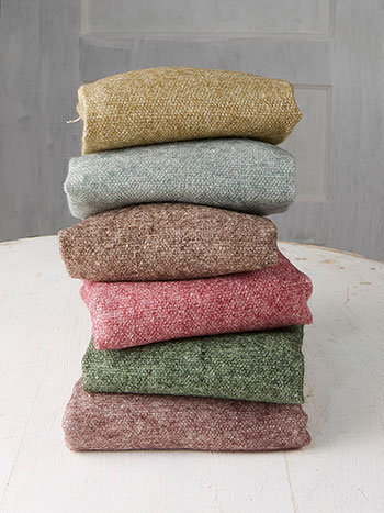 Earth Wool Felt Squares Set of 6