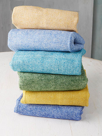 Provence Wool Felt Squares Set of 6