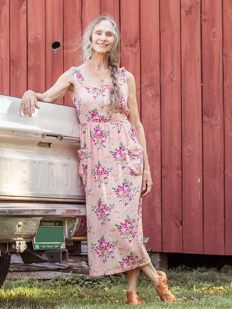 a396c73de79 Viola Rose Dress