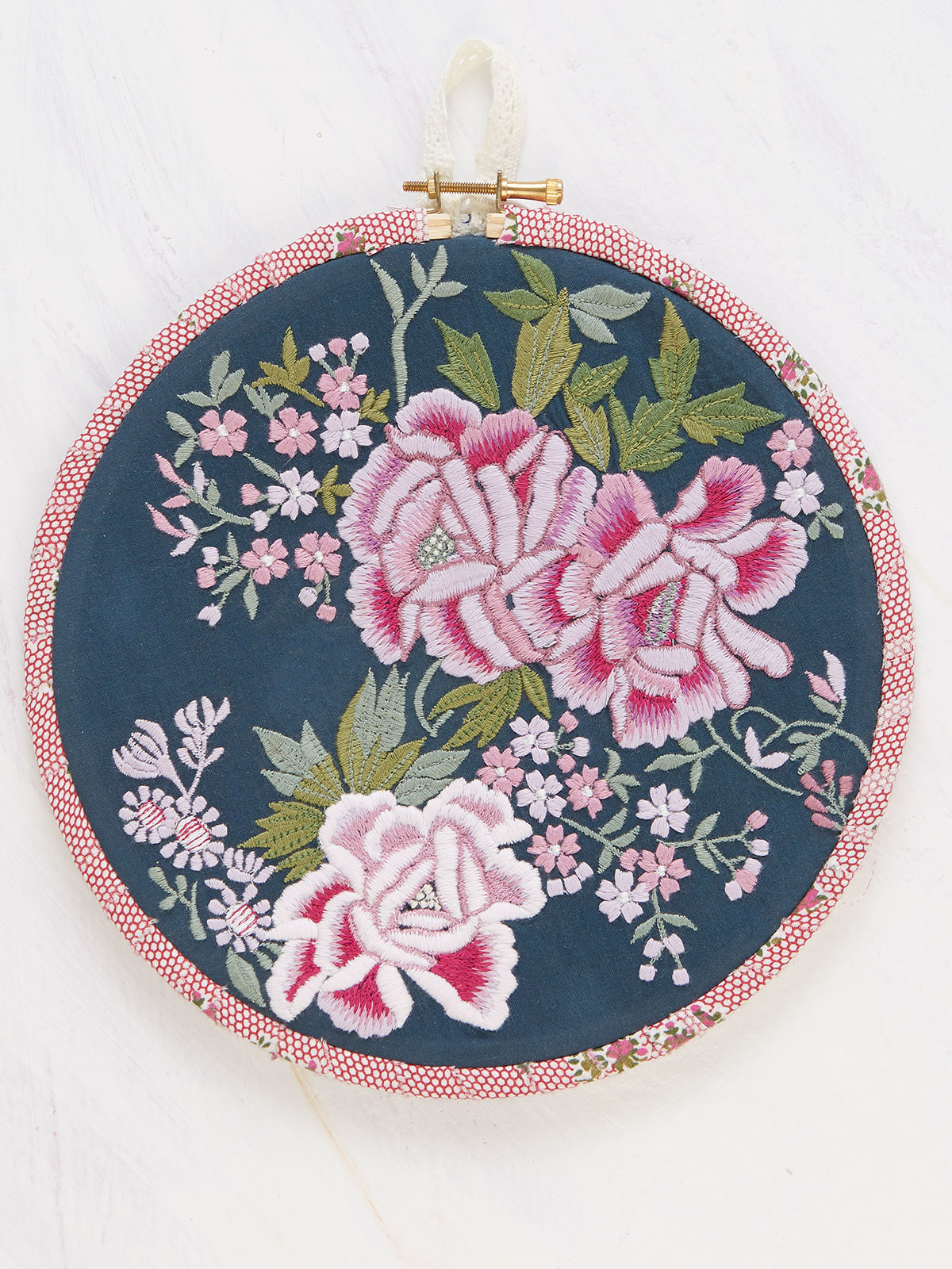 Charity Keepsake Embroidery