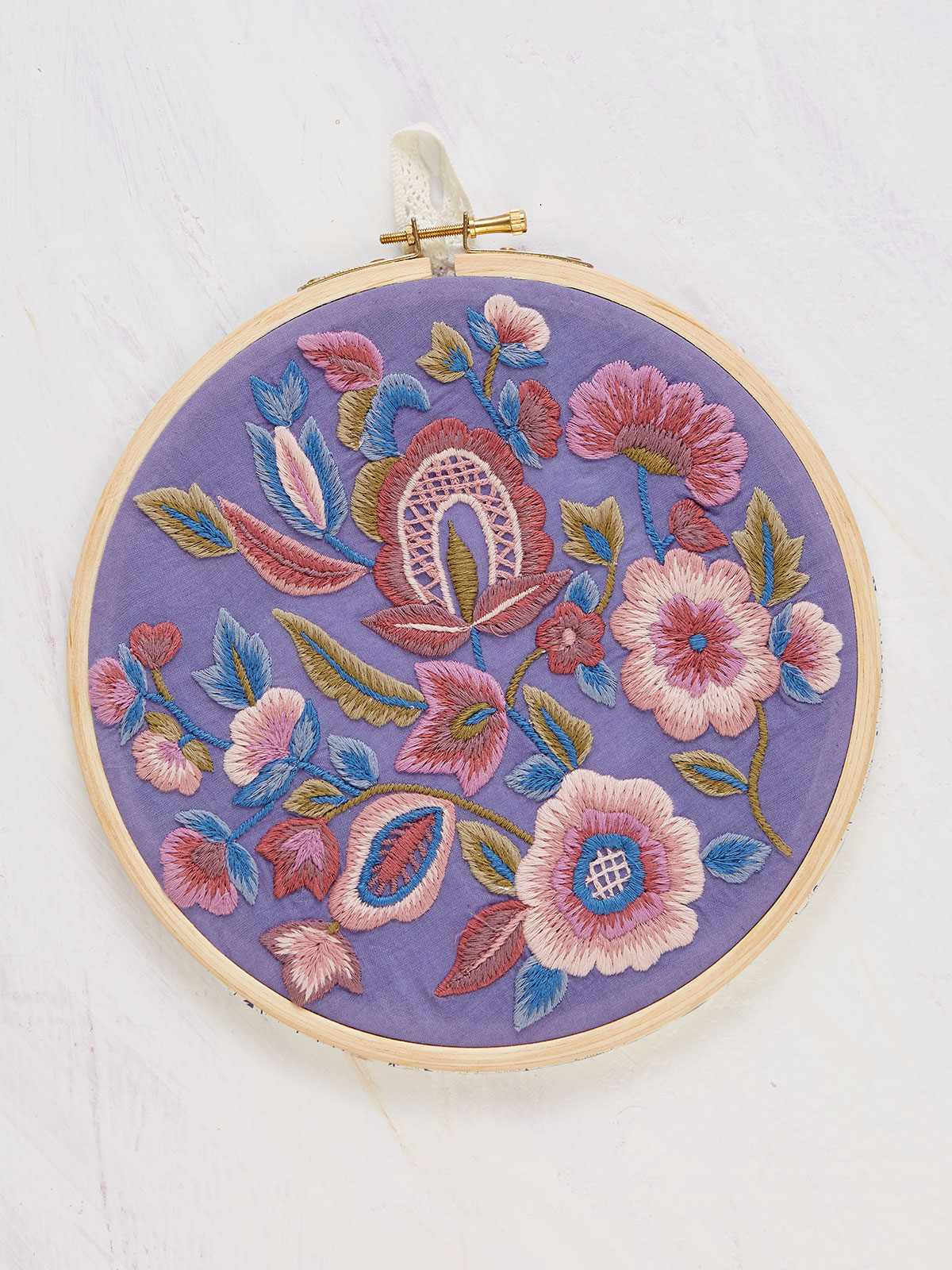 Grace Keepsake Embroidery