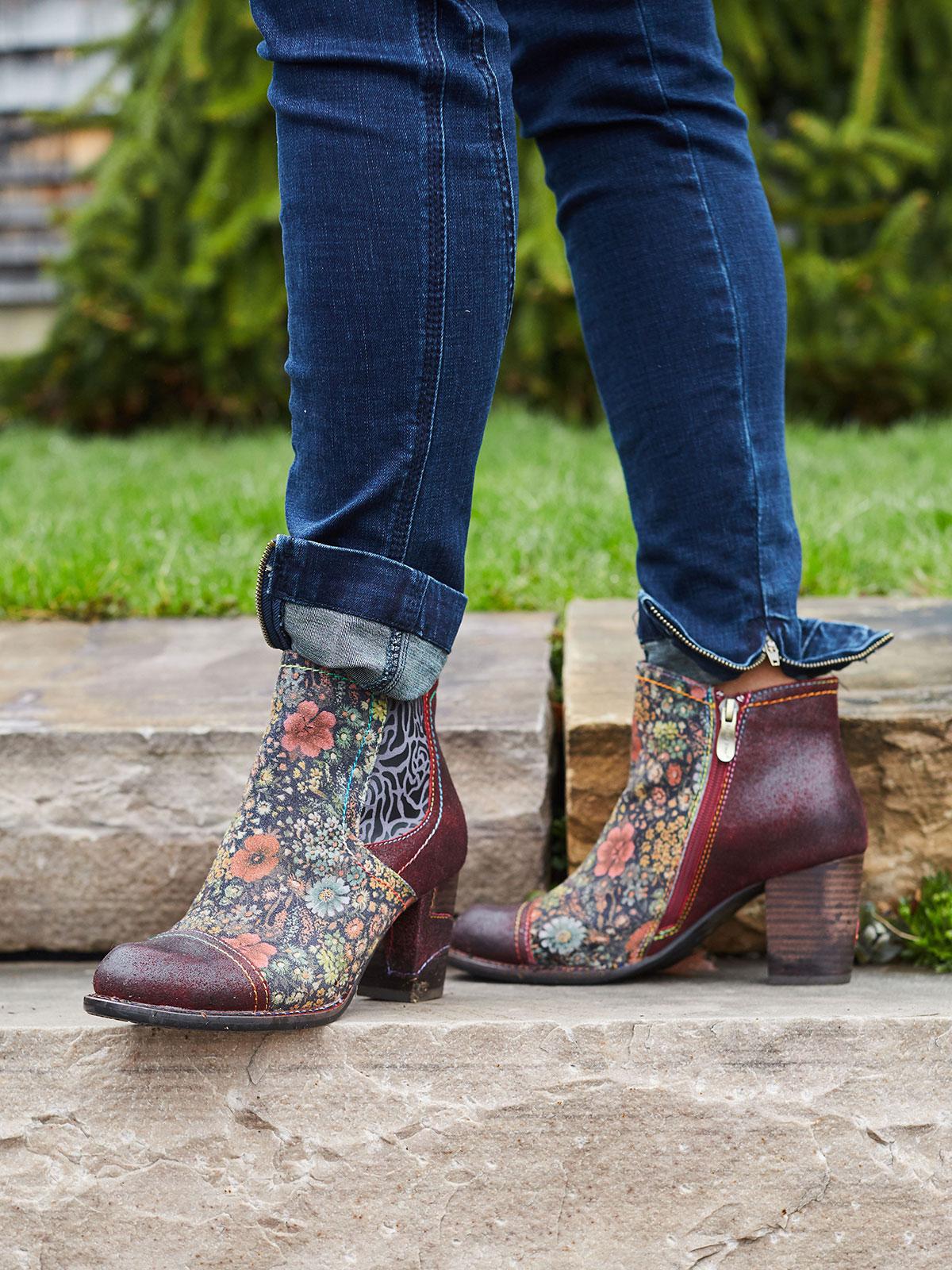 d70bbe515fa16 Melvina Boot