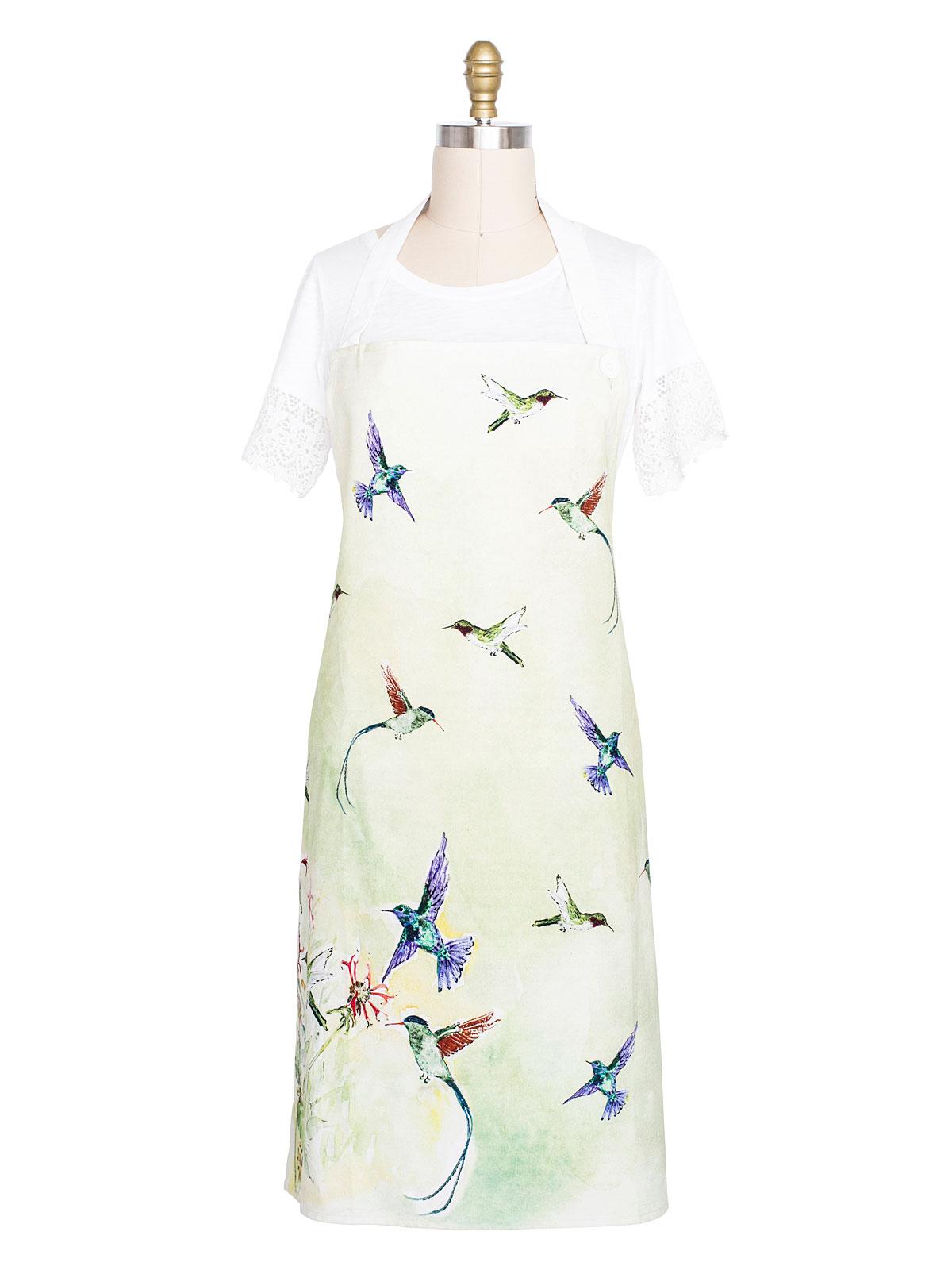 Hummingbird Apron