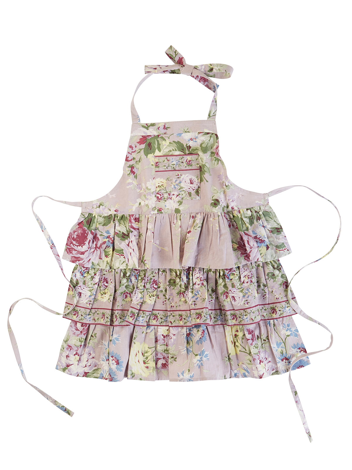 Cottage Rose Kids Apron