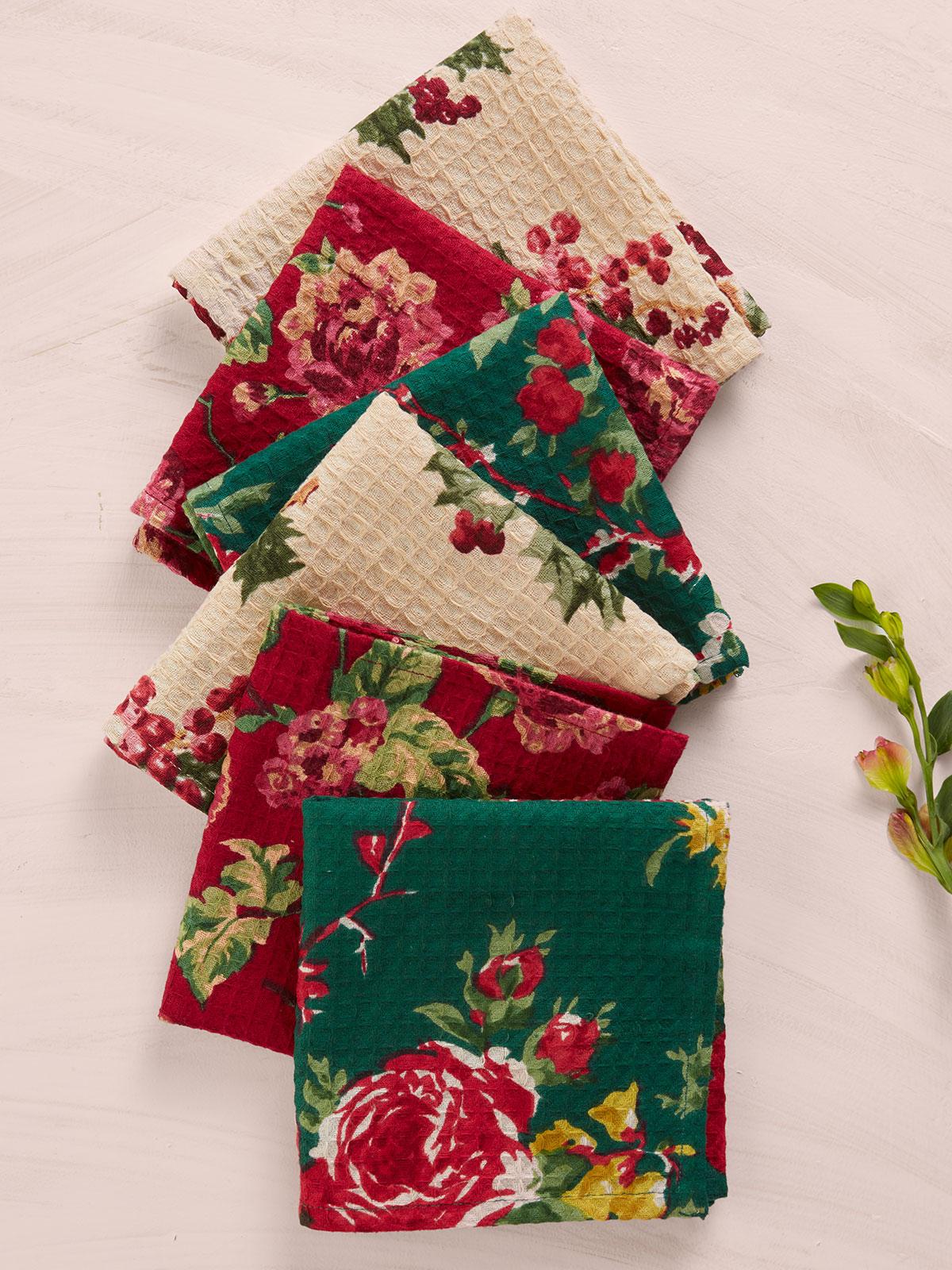 Christmas Tiny Towel Bundle