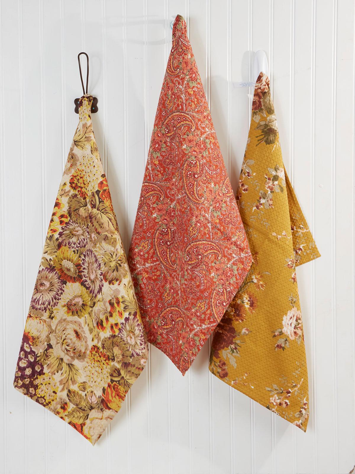 Autumn Tea Towel Bundle