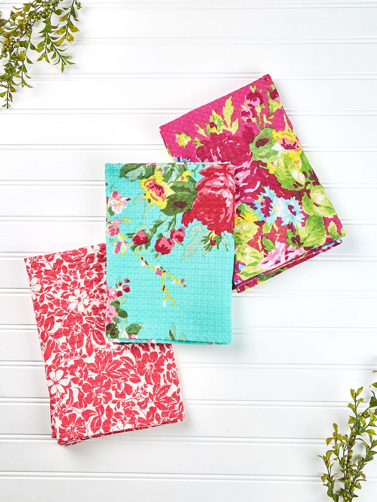 Caribbean Tea Towel Bundle