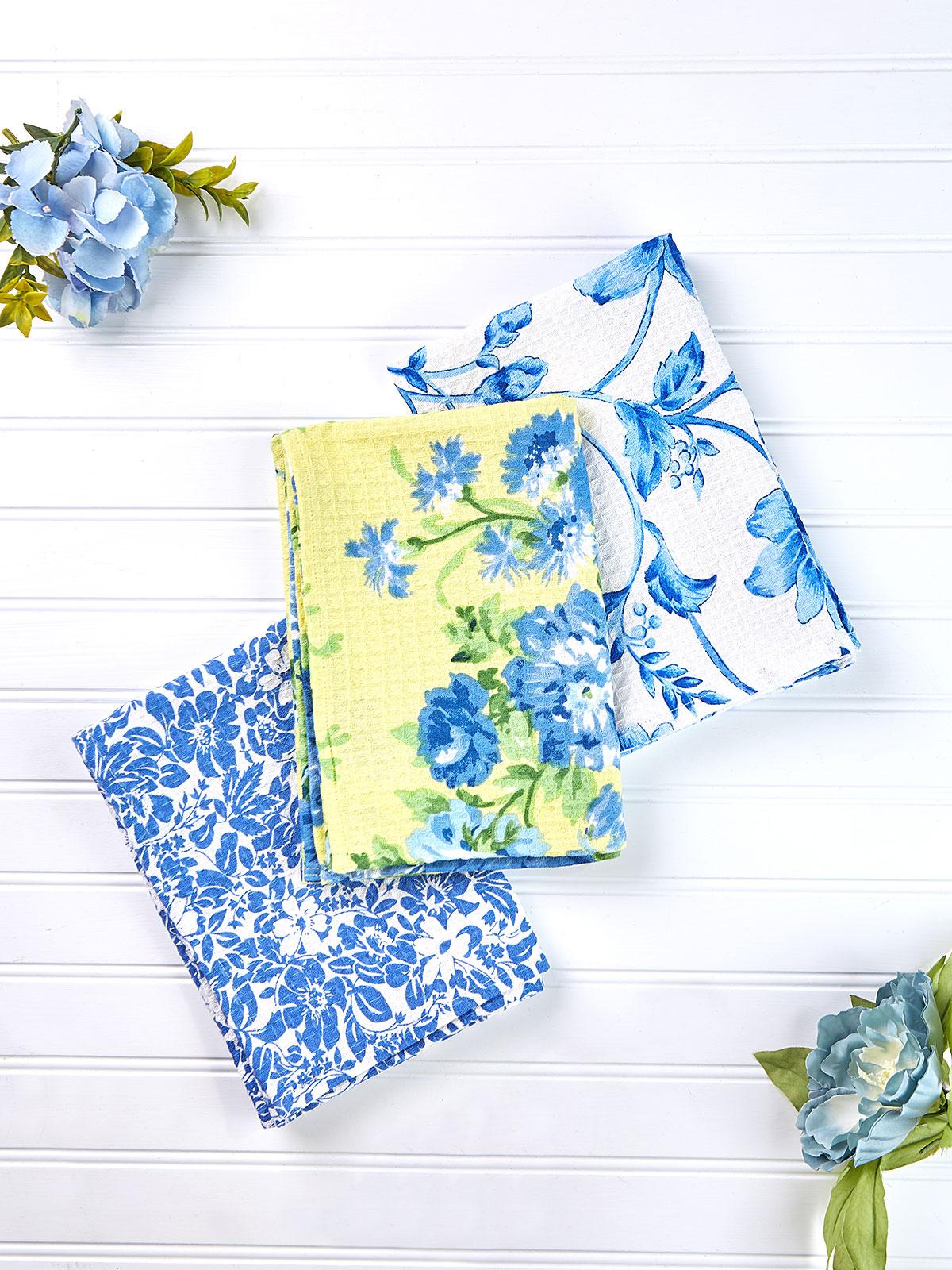 Fairground Tea Towel Bundle