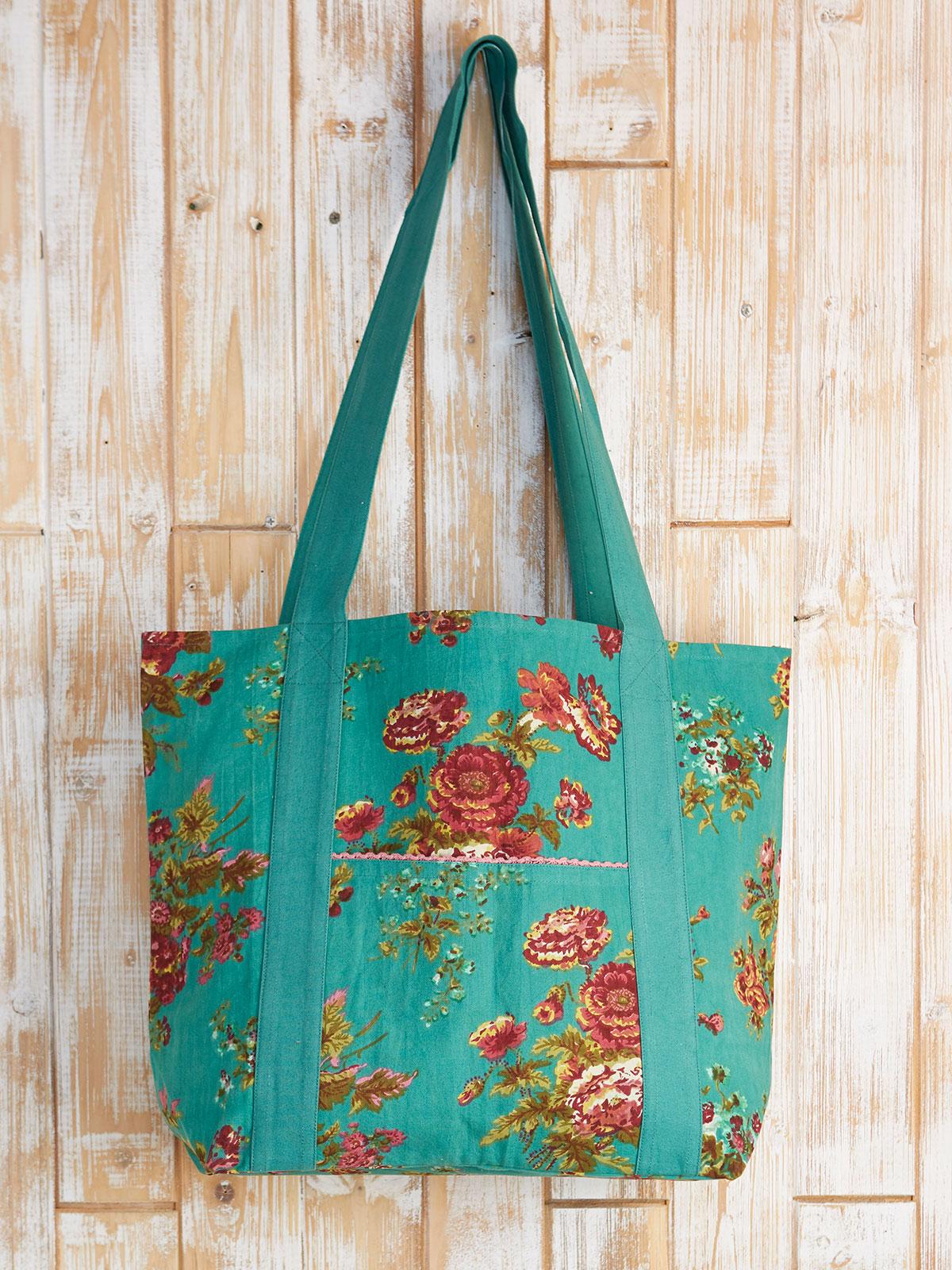 Artist Garden Market Bag