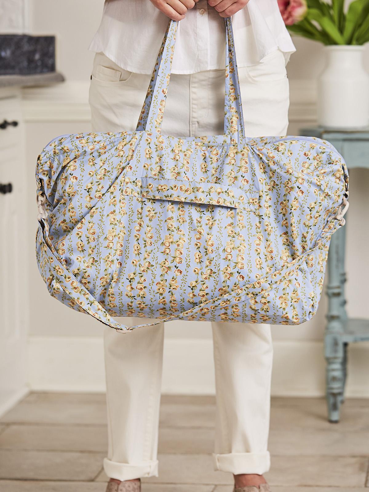 Brittany Around The World Bag