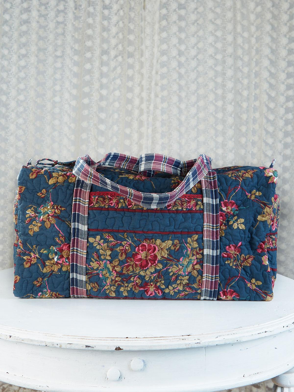 Wild Rose Duffle Bag