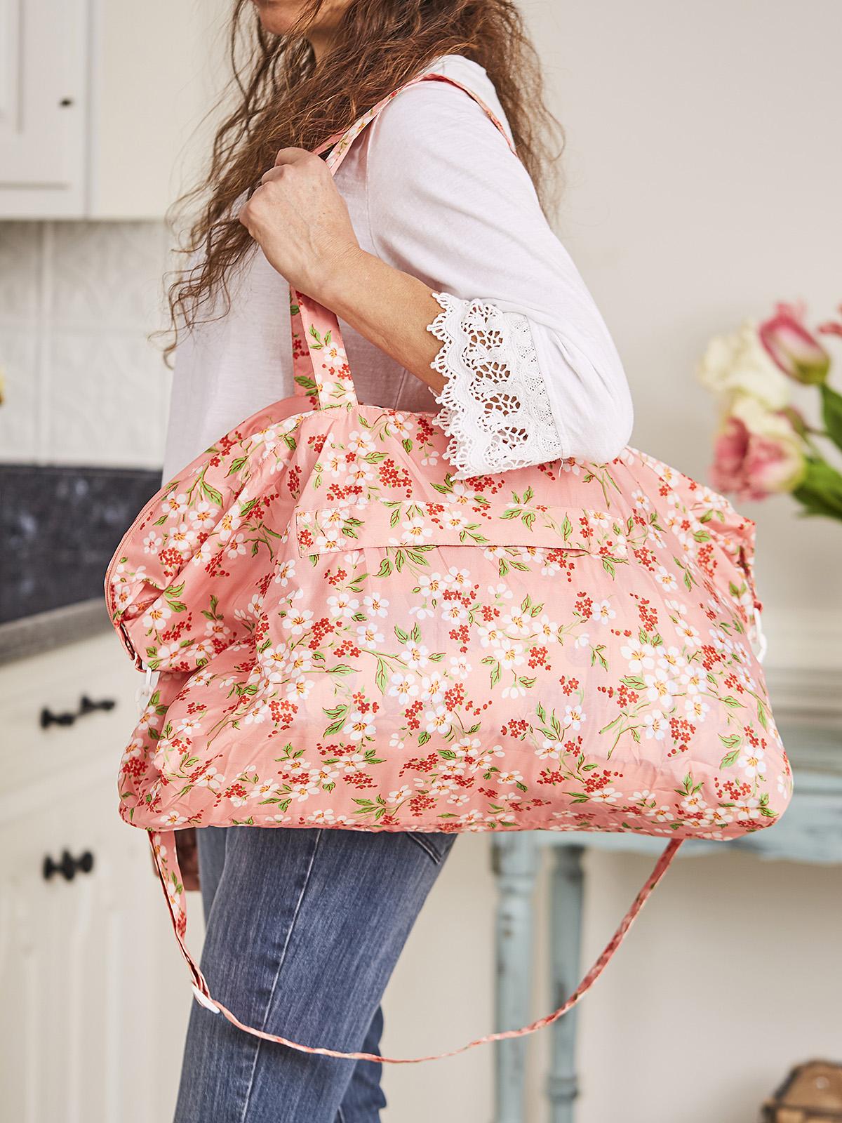 Strawberry Around The World Bag