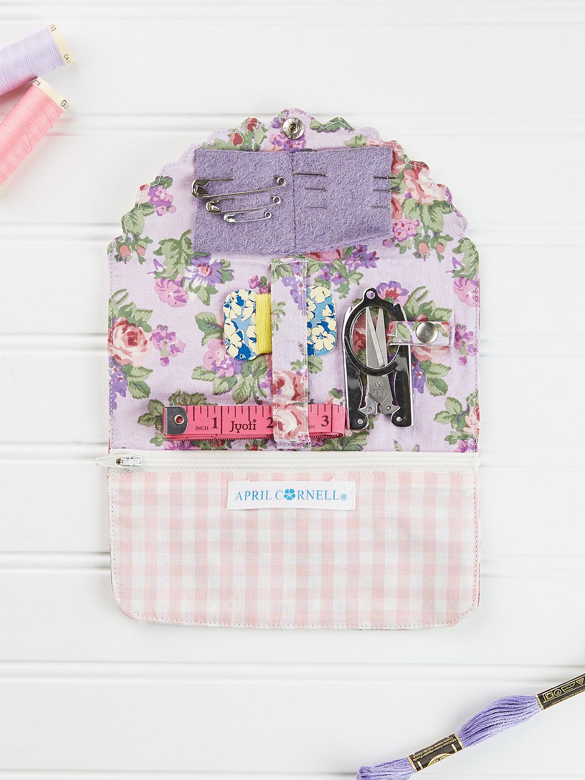 Tea Garden Patchwork Sewing Kit