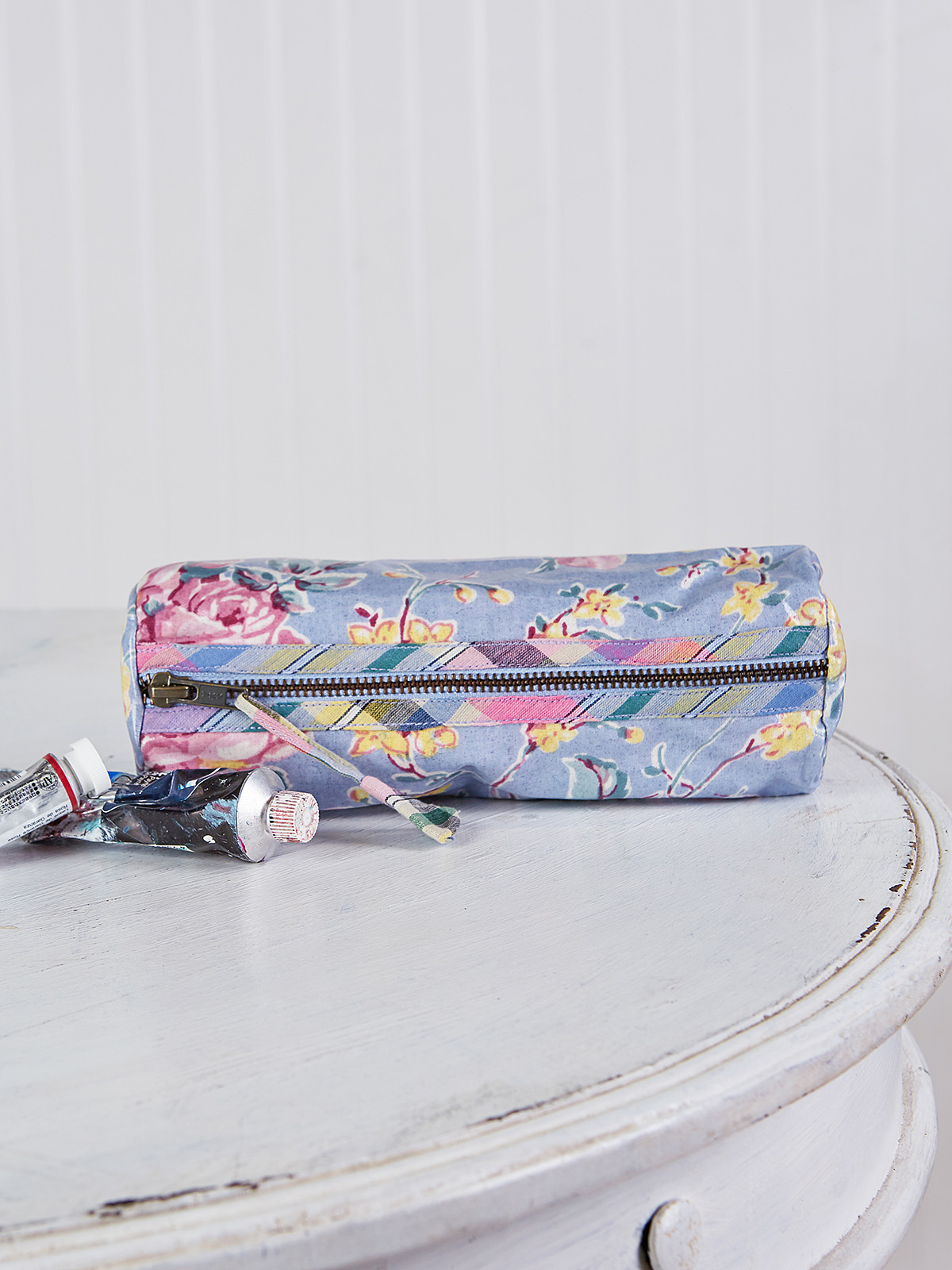 Viola Rose Small Drawing Case