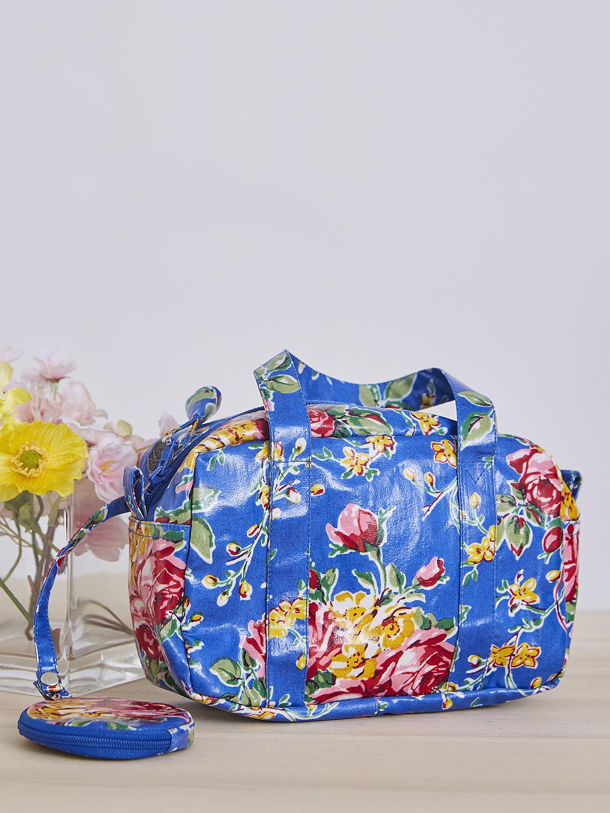 Viola Rose Ditty Bag