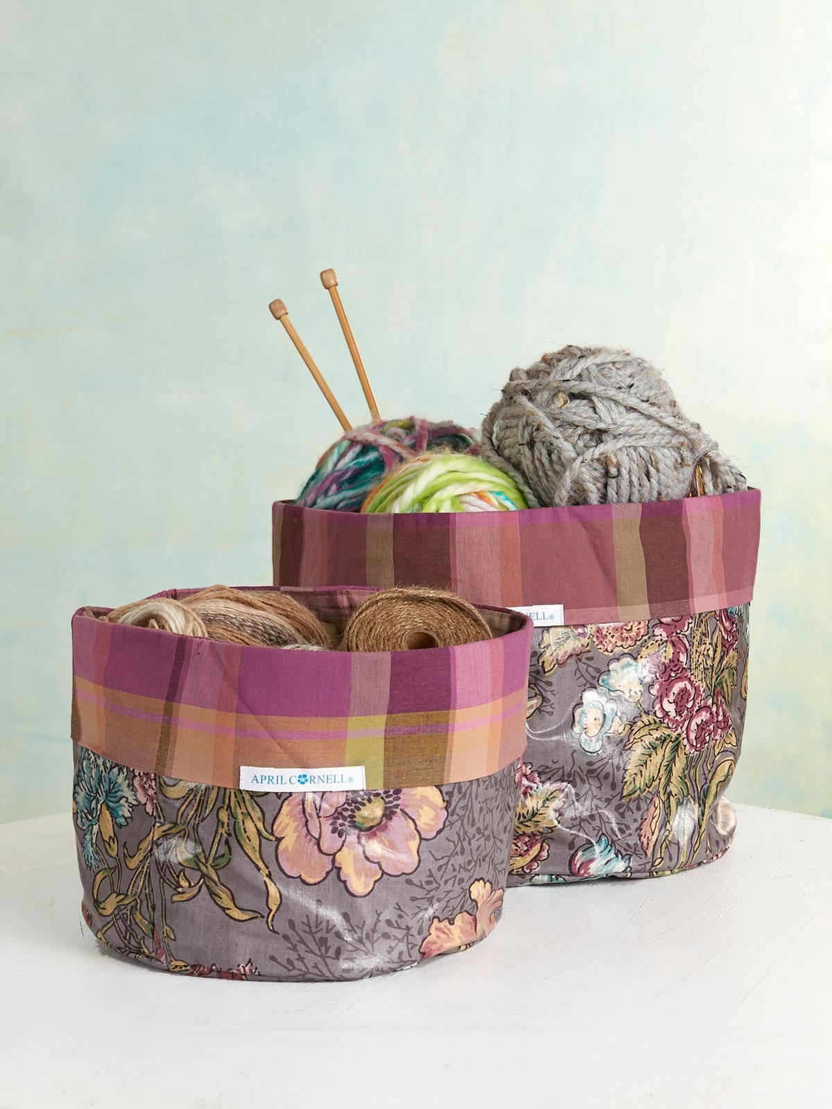 Jaipur Garden Basket Set of 2