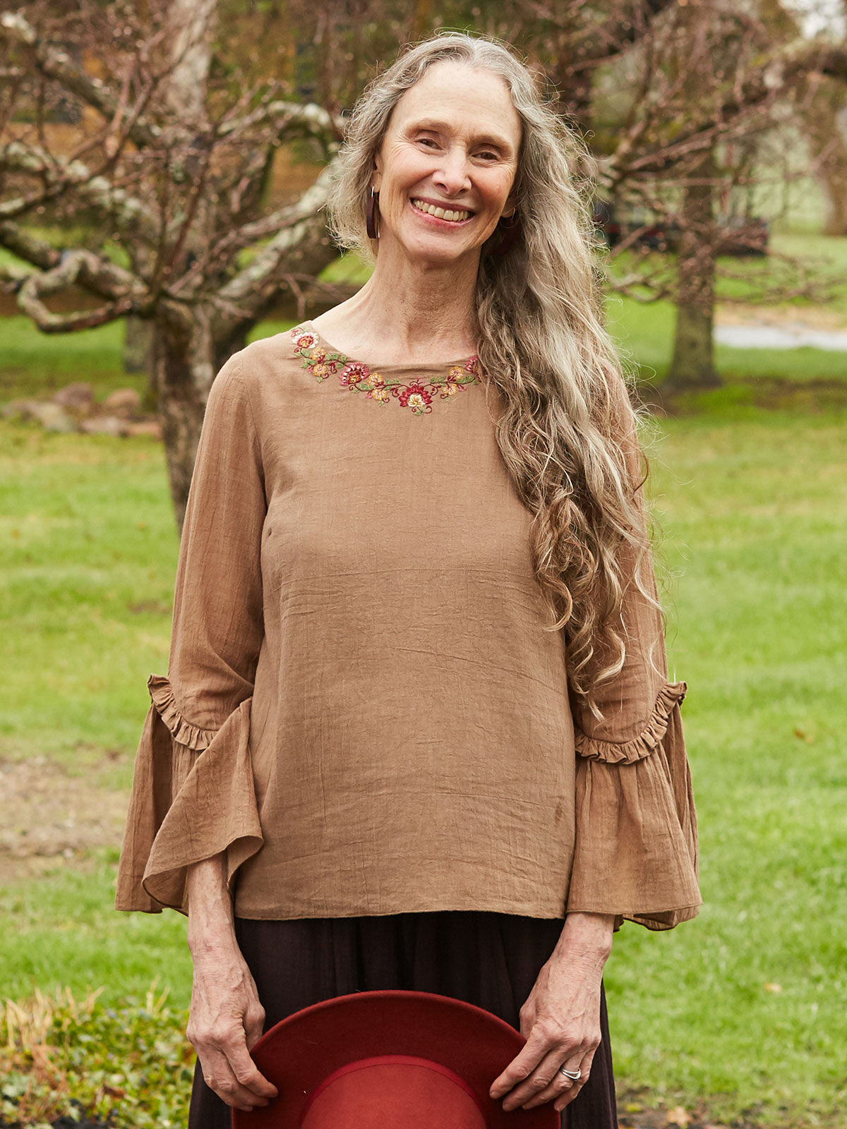 Woodland Sister Blouse