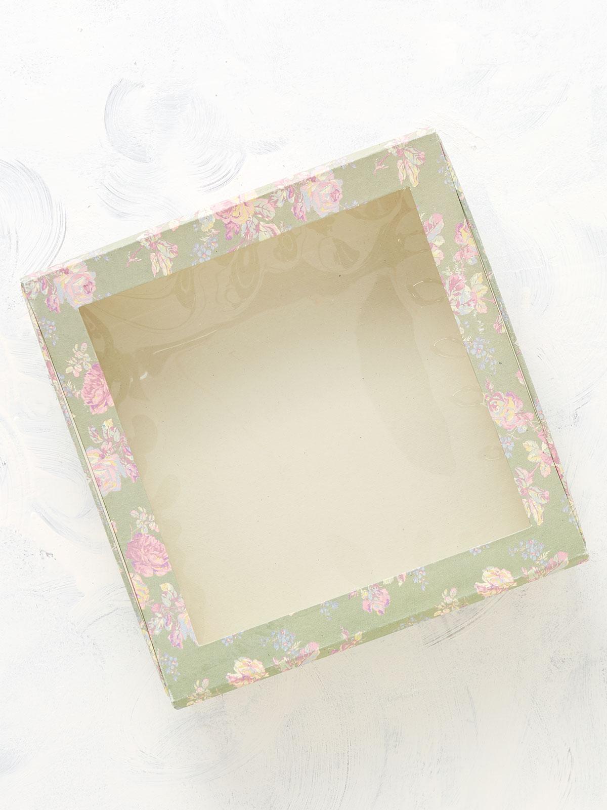 Victorian Rose Big Window Box