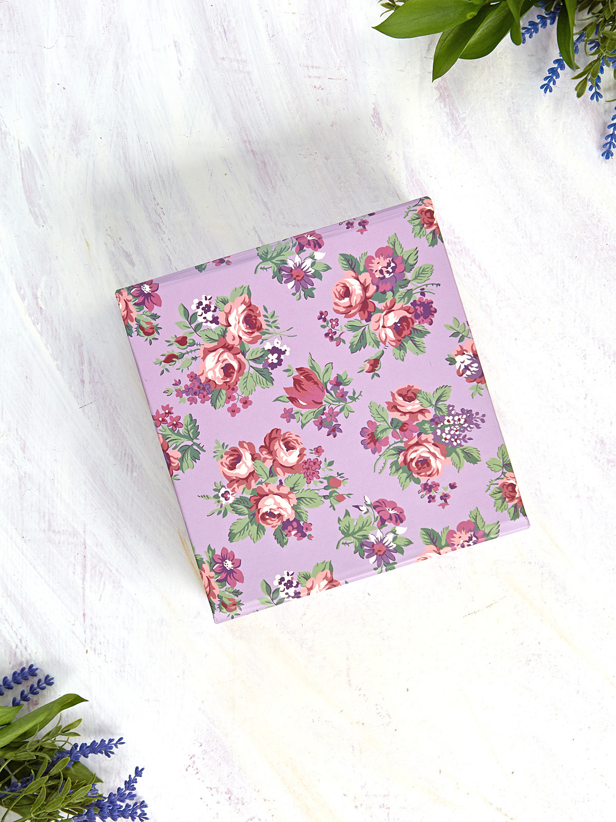 Elizabeth Garden Small Box