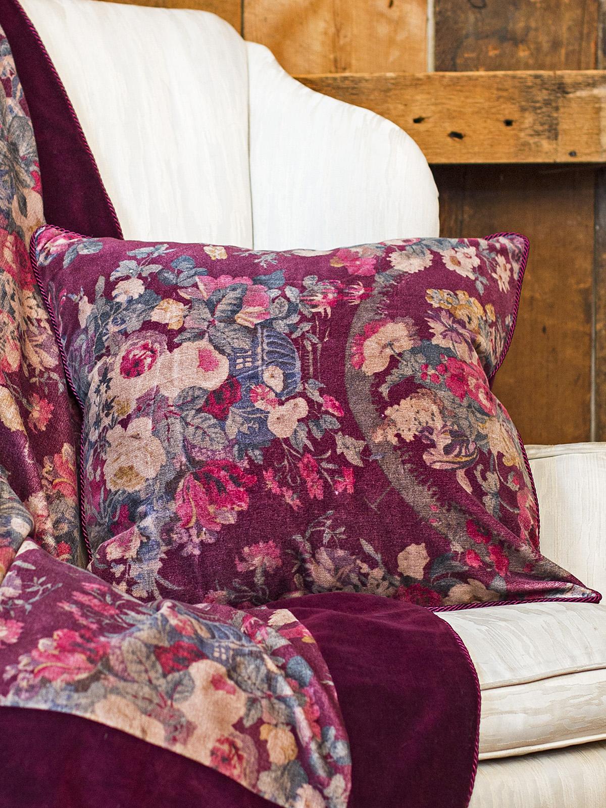 Allure Velvet Cushion Cover