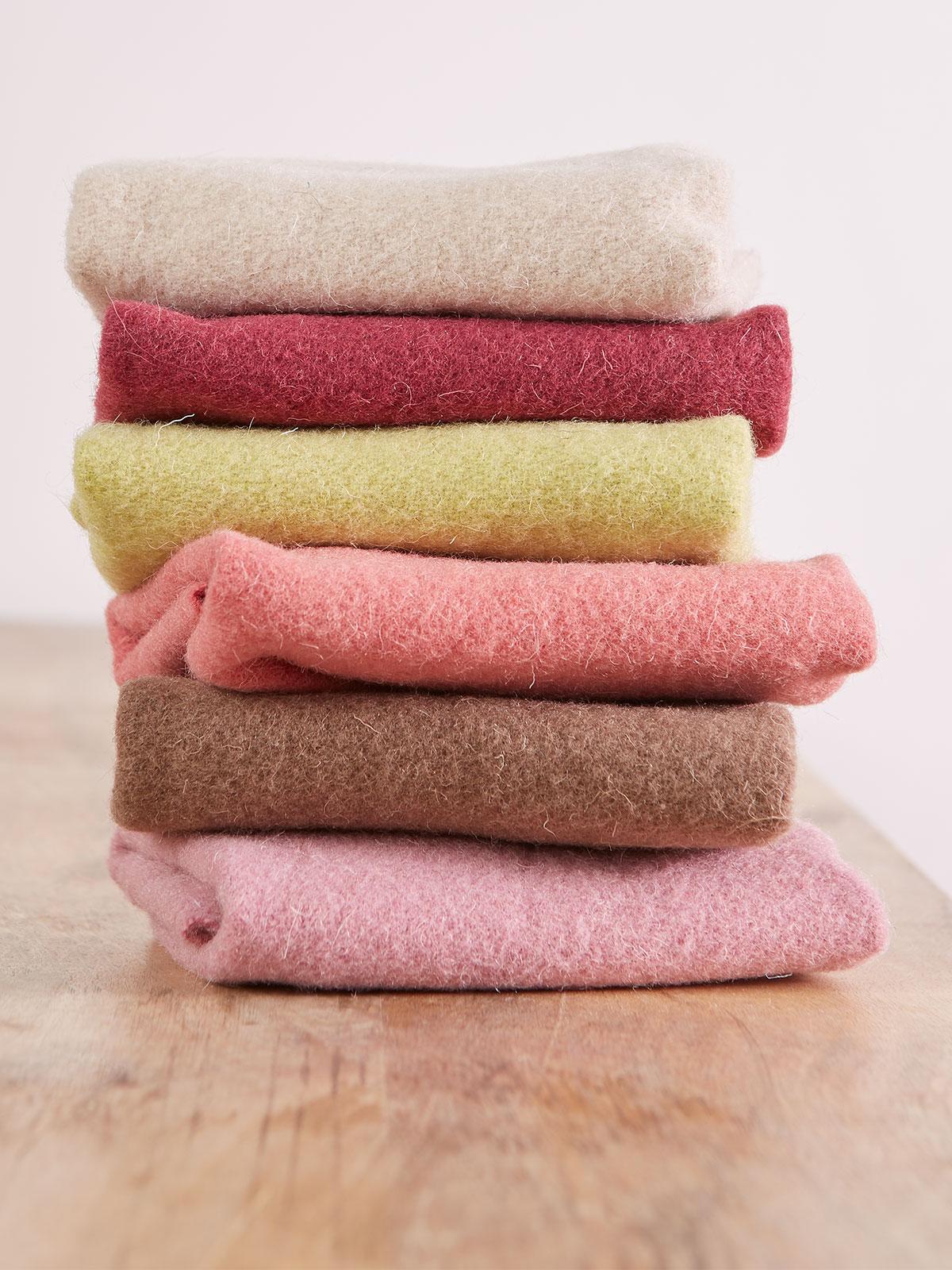Old Fashion Rose Wool Bundle