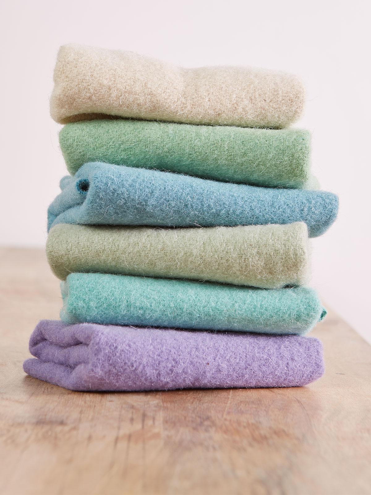 Sea Rose Wool Bundle