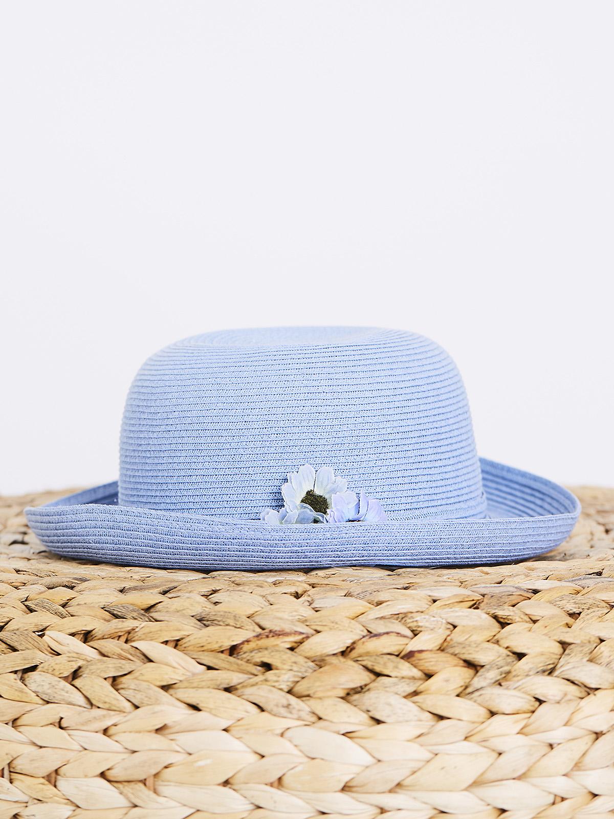 Daisy Kid's Roller Hat