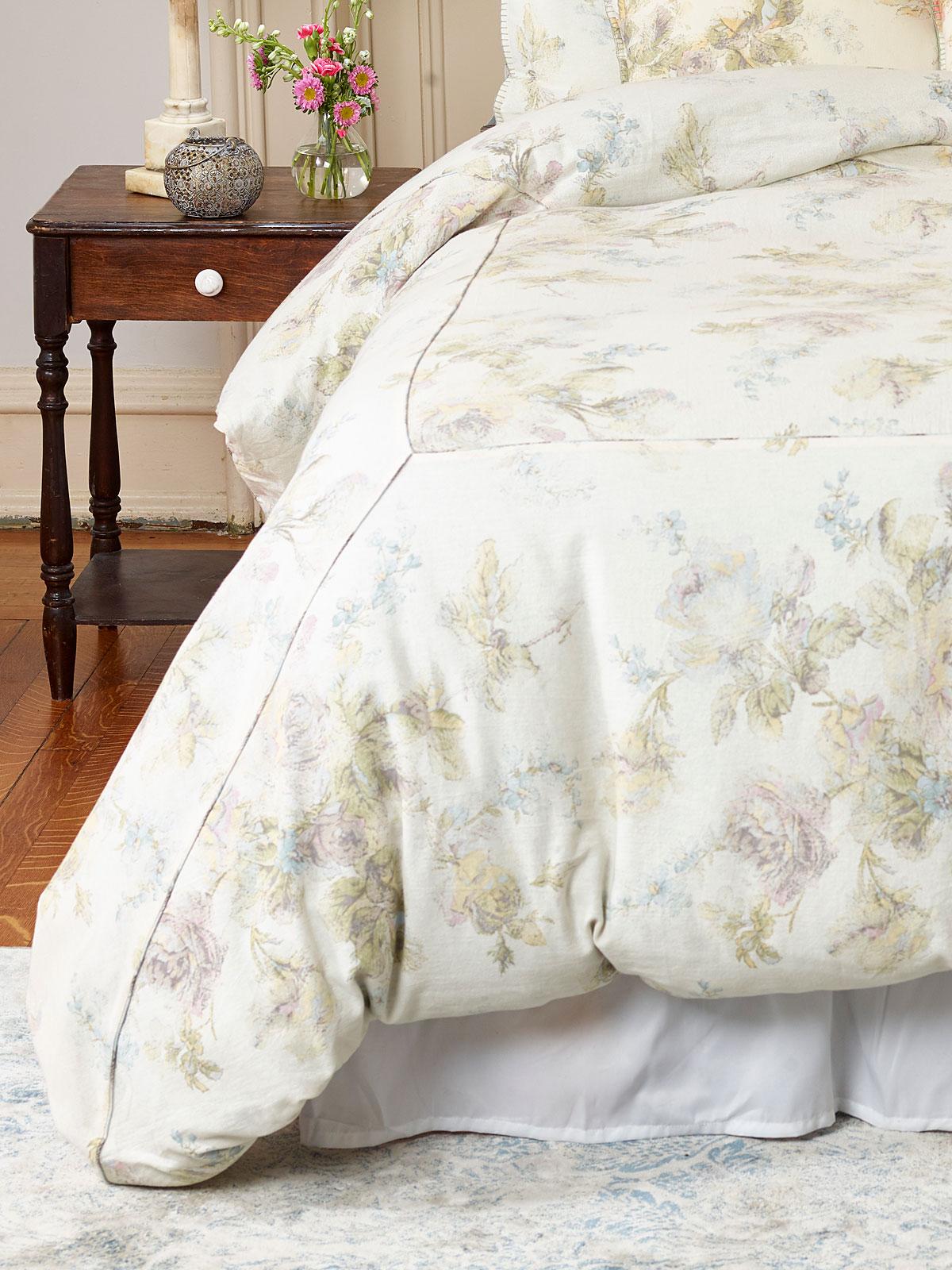 Victorian Rose Duvet